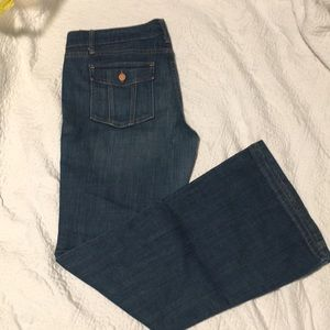 Gap Limited Edition Flare Leg Jeans, size 12